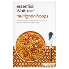 Essential Waitrose - Multigrain Hoops - 375g