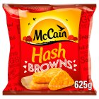 McCain Hash Browns - 625g Brand Price Match - Checked Tesco.com 10/02/2016