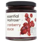 essential Waitrose cranberry sauce - 195g