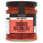 Waitrose Cooks' Ingredients crushed chilli - drained 135g