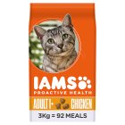 Iams Adult Dry Cat Food Chicken - 3kg