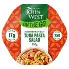 John West tuna Light Lunch Mediterranean - 220g Brand Price Match - Checked Tesco.com 20/05/2015