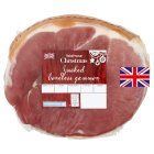 Waitrose Smoked boneless English gammon joint