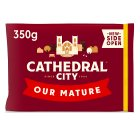 Cathedral City mature Cheddar cheese - 350g Brand Price Match - Checked Tesco.com 17/08/2016