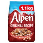 Alpen original Swiss recipe muesli - 1.3kg Brand Price Match - Checked Tesco.com 28/01/2015