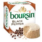 Boursin back pepper - 150g Brand Price Match - Checked Tesco.com 16/07/2014