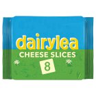 Dairylea 8 thick cheese slices - 200g Brand Price Match - Checked Tesco.com 17/12/2014