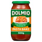 Dolmio Pasta Bake Mediterranean vegetables sauce - 500g Brand Price Match - Checked Tesco.com 21/04/2014
