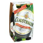 Clausthaler low alcohol lager - 4x330ml
