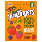 HumZingers fruit stix 10s summer - 130g Brand Price Match - Checked Tesco.com 16/04/2014