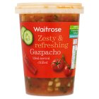 Waitrose LOVE life gazpacho soup