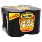 Branston baked beans, 4 pack - 4x410g Brand Price Match - Checked Tesco.com 07/10/2015