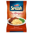 Smash instant mash potato - 176g
