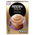 Nescafé Café Menu mocha coffee - 8x22g Brand Price Match - Checked Tesco.com 24/11/2014