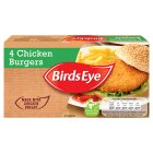 Birds Eye chicken burgers - 200g Brand Price Match - Checked Tesco.com 02/12/2013