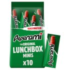 Peperami Mini original 10 pack - 10x10g