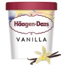 Haagen Dazs vanilla ice cream - 500ml Brand Price Match - Checked Tesco.com 20/10/2014