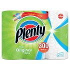 Plenty white kitchen towels - 6x50s