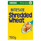 Nestle Bitesize Shredded Wheat - 750g Brand Price Match - Checked Tesco.com 05/03/2014