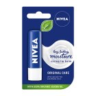 Nivea lip care essential - 4.8g Brand Price Match - Checked Tesco.com 21/04/2014