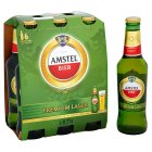 Amstel lager - 6x33cl