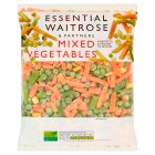 essential Waitrose vegetable mix - 1kg