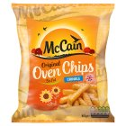 McCain crinkle oven chips - 907g Brand Price Match - Checked Tesco.com 29/10/2014