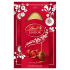 Lindt Lindor milk chocolate egg & eggs - 322g