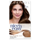 Clairol nice'n easy natural medium brown - each Brand Price Match - Checked Tesco.com 05/03/2014