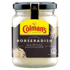 Colman's horseradish sauce - 250ml Brand Price Match - Checked Tesco.com 26/08/2015
