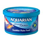 Aquarian goldfish flake food - 25g Brand Price Match - Checked Tesco.com 04/12/2013