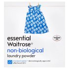 essential Waitrose non-biological powder, 22 washes - 1.43kg