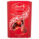 Lindt Lindor milk chocolate truffles - 200g Brand Price Match - Checked Tesco.com 29/04/2015