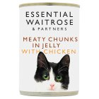 Waitrose favourite recipe chicken cat food