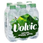 Volvic still mineral water - 6x50cl