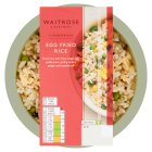 Waitrose egg fried rice - 350g