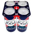 Kronenbourg 1664 - 4x440ml Brand Price Match - Checked Tesco.com 16/07/2014