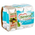 Benecol yogurt drink light - 6x67.5g Brand Price Match - Checked Tesco.com 16/04/2014