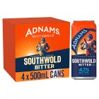 Adnams the bitter - 4x500ml