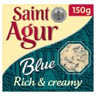 St. Agur cheese rich blue