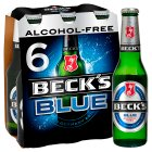 Beck's alcohol-free - 6x275ml Brand Price Match - Checked Tesco.com 23/07/2014