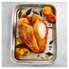 Free Range Bronze Feathered Turkey Breast on the bone -