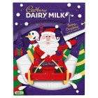 Cadbury Dairy Milk advent calendar - 90g