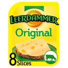 Leerdammer original, 8 slices - 160g