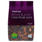 Wholesome 30 vine fruit mix - 1kg