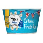Yeo Valley Half Fat Organic Crème Fraîche - 200g Brand Price Match - Checked Tesco.com 17/12/2014