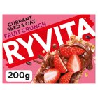 Ryvita fruit crunch crispbread - 200g