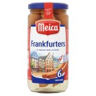 Meica 6 frankfurters - drained 150g