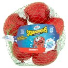 Munch Bunch Squashums strawberry yogurt - 6x60g Brand Price Match - Checked Tesco.com 29/10/2014