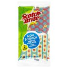 Scotch-Brite no scratch washing up pads - 2s